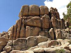 Rock Climbing Photo: Shirtsleeve Rock