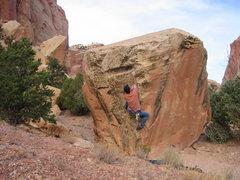 Rock Climbing Photo: John Wason, B1