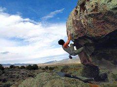 Rock Climbing Photo: The Brain