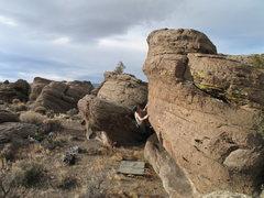Rock Climbing Photo: Mavericks