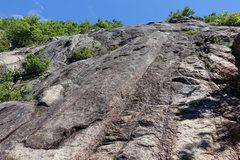Rock Climbing Photo: A Bit Too Short: P1