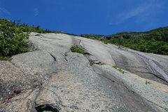 Rock Climbing Photo: A Bit Too Short: P3