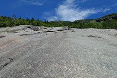 Rock Climbing Photo: A Bit Too Short: P4
