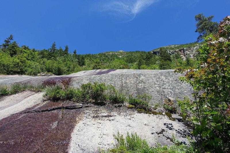 Rock Climbing Photo: A Bit Too Short: P6
