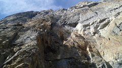 Rock Climbing Photo: Looking up...