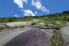 Rock Climbing Photo: Daniel Webster Highway: P3