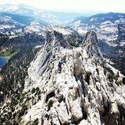 Rock Climbing Photo: Matthes Lake