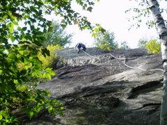 Rock Climbing Photo: Business Trip