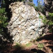 Rock Climbing Photo: ROEs