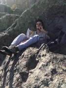 Rock Climbing Photo: enjoy some lunch y dont cha