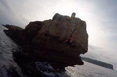 Rock Climbing Photo: C