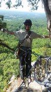 Rock Climbing Photo: livin the dream