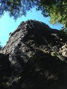 Rock Climbing Photo: Aaron Parker on Tin Tangle.
