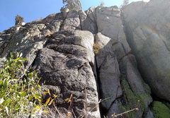 Rock Climbing Photo: more of Eldorado sector