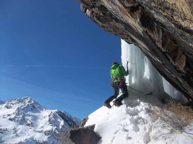 Rock Climbing Photo: Photo Credit: Amber Boney  At the base of the pill...