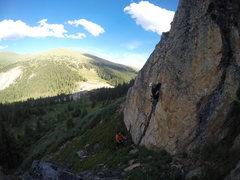 Rock Climbing Photo: Dirty.