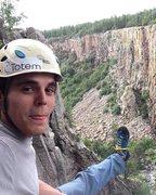 Rock Climbing Photo: Volunteer Canyon, AZ