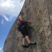 Rock Climbing Photo: hanging out at Ants