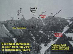 Rock Climbing Photo: Brad White photo from Tuckerman's Ravine &quot...