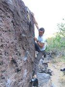 Rock Climbing Photo: Hueco Tanks avatar