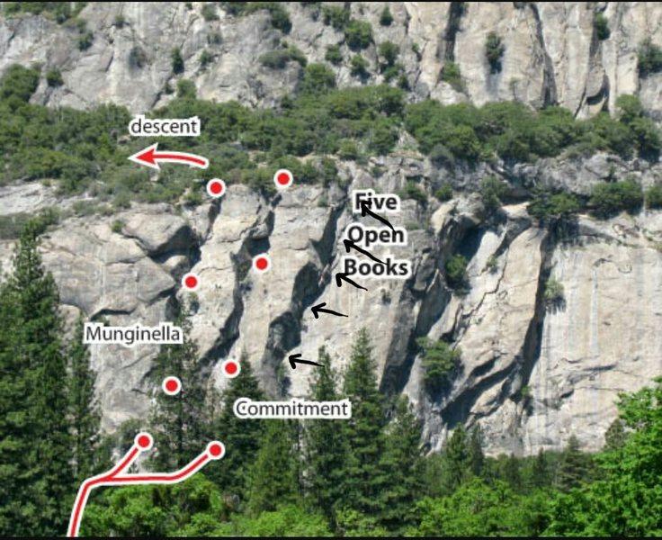 Rock Climbing Photo: 3rd Book