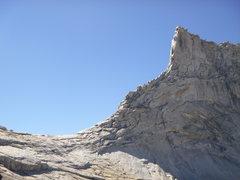 Rock Climbing Photo: Horn Peak