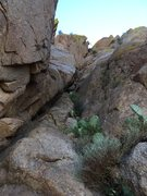 Rock Climbing Photo: Pitch 2. Photo Marc Tarnosky.