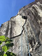 Rock Climbing Photo: Post Rappel Photo