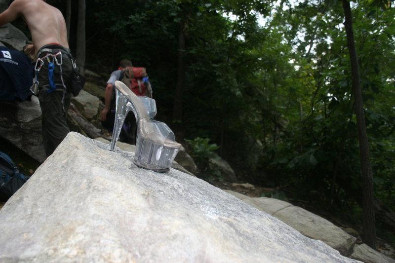 Local Currahee Climbing shoe