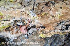 Rock Climbing Photo: Anthony Cruising