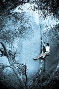 Rock Climbing Photo: On the train, 1983