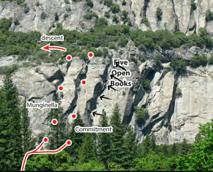 Rock Climbing Photo: FOB