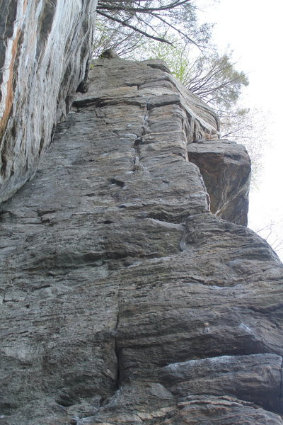 Rock Climbing Photo: The Eye Opener