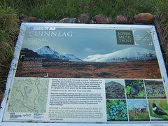 Rock Climbing Photo: Hike up Mt Quinag NW Scotland