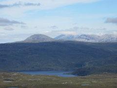 Rock Climbing Photo: Views to the north