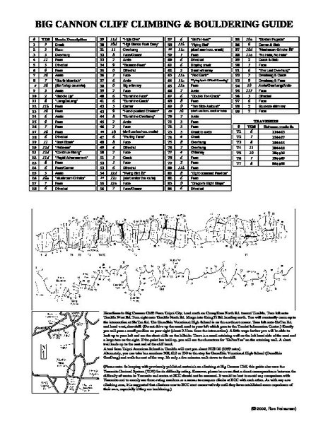 Guide from Ron's page. http://www.taiwanrock.50webs.com/bcc_guide.html