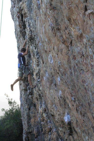 Rock Climbing Photo: Todd Whitaker