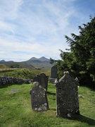 Rock Climbing Photo: Ancient Graveyard
