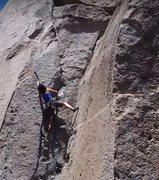 Rock Climbing Photo: Clark Canyon