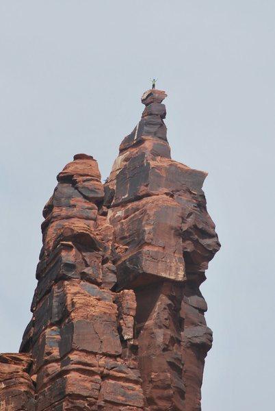 Rock Climbing Photo: Lighthouse