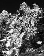 Rock Climbing Photo: Pillar of Destiny!!!