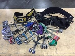 Found gear given to Dogpatch Boulders