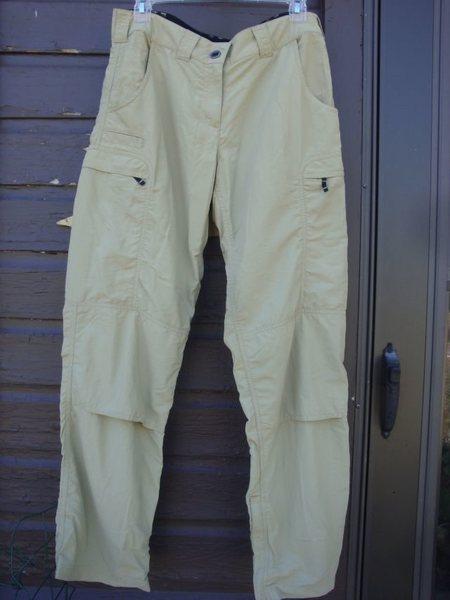 Nylon Pant - Size 8