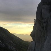 Rock Climbing Photo: Dean Raynes snapped this awesome pic of my wife on...