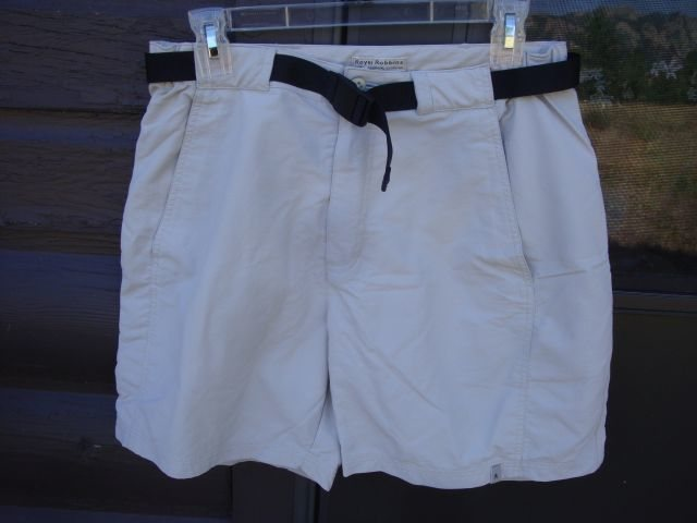 RR shorts, size 10-