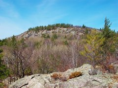 Rock Climbing Photo: South Superior Mt. from S/E