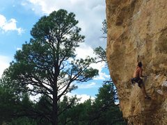Rock Climbing Photo: Great day on the Joker!