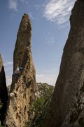 Rock Climbing Photo: Good route for profile pictures