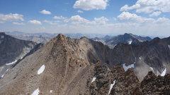 Rock Climbing Photo: looking toward Wallace from Haeckel