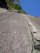 Rock Climbing Photo: Great Northern Wall, Index